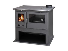 Готварска печка на твърдо гориво Виктория Вики Лукс