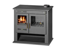 Готварска печка на твърдо гориво Виктория