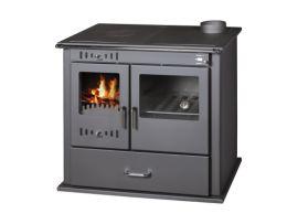 Готварска печка на твърдо гориво Виктория Лукс