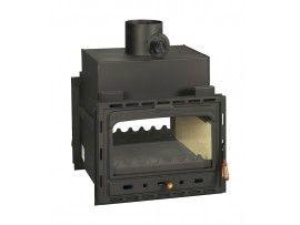 Камера за вграждане на твърдо гориво Прити 2C