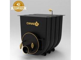 Готварска печка на твърдо гориво Канада 00 класик