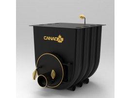 Готварска печка на твърдо гориво Канада 02 класик
