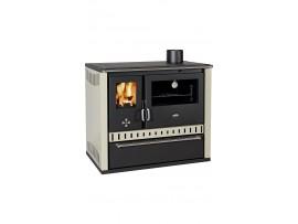 Готварска печка на твърдо гориво Прити GT с чекемедже