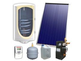 Соларна система пакет MB + PK SL FP - 120Л.