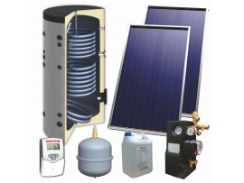 Соларна система пакет SON + PK SL FP - 200Л.