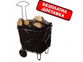 Кошница за дърва Стил